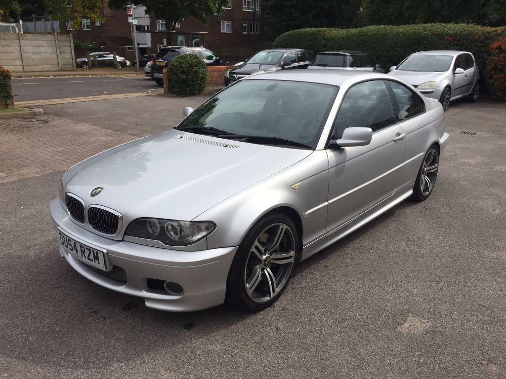 75,000 Miles BMW 330CD Coupe M Sport