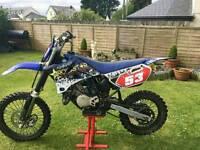 2005 yz 85 2 stroke Motocross bike