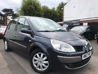 Renault Scenic 1.5 dCi Dynamique Service History 3 Owners 3 Months Warranty Leather Seats