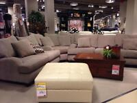 Sofa sectionnel 400$