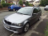 BMW 330 M Sport, Full service history, never crashed