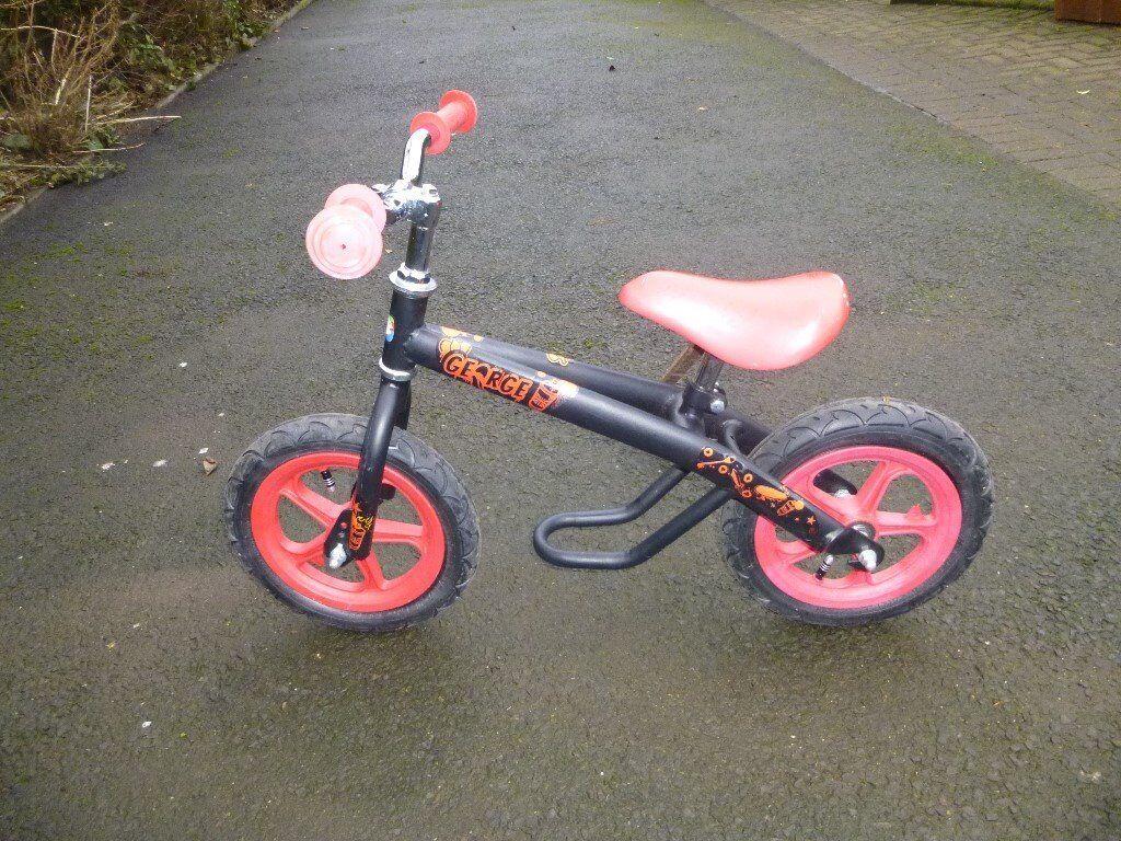 Kiddies Balance Bike
