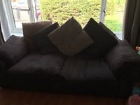 Free - 3 seater sofa- free- collection only