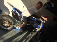 2006 yz85 big wheel