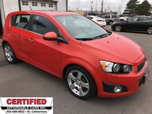 2012 Chevrolet Sonic LT **START, BLUETOOTH, SUNROOF **