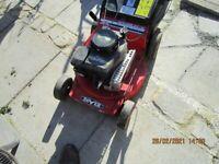 Petrol Rover lawnmower - lawn mower