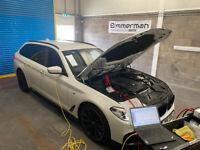 BMW update software iLevel