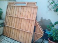 Free deconstructed shed