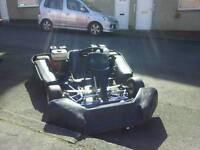 Go kart honda twin engine 320cc