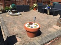 Free second hand block paving 20ft x 13ft