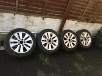 BMW - AUDI - MINI - ALLOY WHEELS & TYRES
