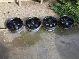 Set of Classic Ford Alloys 4x108