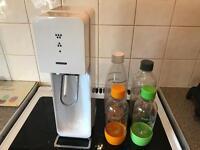 Soda stream plus bottles