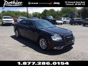 2016 Chrysler 300 Limited | LEATHER | HEATED SEATS | REAR CAMERA