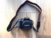 Canon EOS 1000D DSLR digital camera