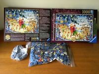 1000 piece Ravensburger Jigsaw - 20th Anniversary Limited Edition 2016