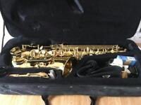 For sale prelude by conn -Selmer alto saxophone