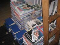 Many Hundreds of Nautical Magazines free moving house must go