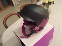 Woman's Snowboard Helmet - Anon