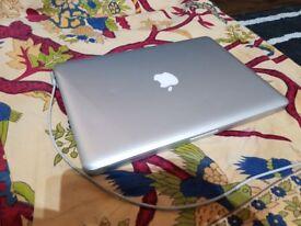 Macbook pro 13inch mid 2010 laptop