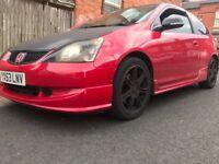 **Honda Civic type r Ep3 facelift 2003 **