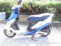 Peugeot V Clic 50cc