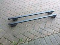 BMW 3 Series E46 Touring Roof Bars (1998 to 2006)