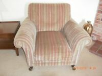 Parker Knoll sofa and chair