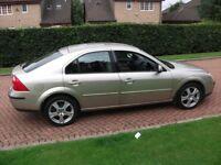 ford mondeo zetec 1999cc 2004 mot till nov 18 £575
