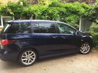 Mazda 5 1.6 D Sport - Manual, 7 Seater, Low Mileage, Leather Seats & Electric Sliding Doors