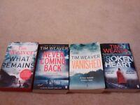 tim weaver books