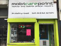 Mobile phone & laptop replacement business for sale