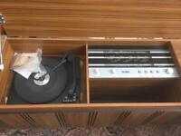 Retro music/record system