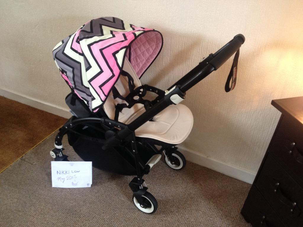 bugaboo bee plus in crewe cheshire gumtree. Black Bedroom Furniture Sets. Home Design Ideas