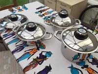 AMC Cookware King Set Kitchen Premium