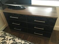 Chest of draws/dresser unit - great condition