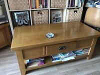 Matching Coffee Table & TV Unit/Stand