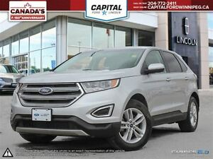 2016 Ford Edge SEL AWD **Bluetooth-Rear Cam-Heated Seats**