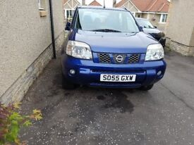 Nissan X Trail for spares or repair