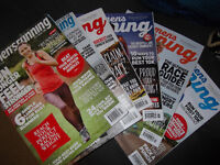 6 Issues of Womens Running Magazine