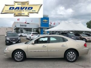 2009 Buick Allure CXL/ LEATHER/ CHROME WHEELS/ LOCAL TRADE!