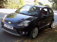 2006 FIESTA ST in Panther Black only 64000 miles