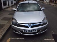 REDUCED REDUCED Vauxhall Astra TwinTop 1.9 CDTi Design FULL LEATHER CONVERTIBLE FSH 2 keys