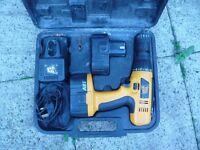jcb 18 volt drill £20