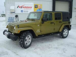 2008 Jeep Wrangler Unlimited 4 dr