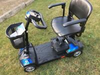 Drive style boot scooter immaculate / as new condition