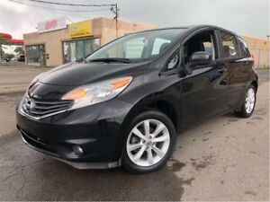 2014 Nissan Versa Note 1.6 SL MODEL MAGS HEATED SEATS
