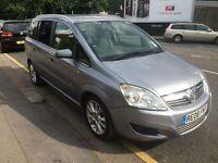 2008 Vauxhall ZAFIRA 1.9 CDTi 16v Design 5dr *Lady Owner* HPI Clear *03-Months Warranty* 01-Year MOT