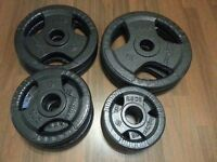 80kg Olympic weights