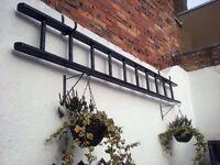 Vintage/Rustic Decorative Garden Ladder